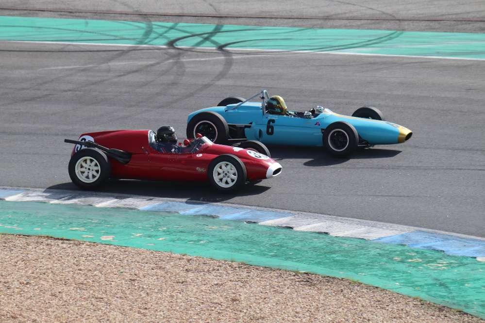 Estoril Classics fez as delícias dos amantes de veículos clássicos