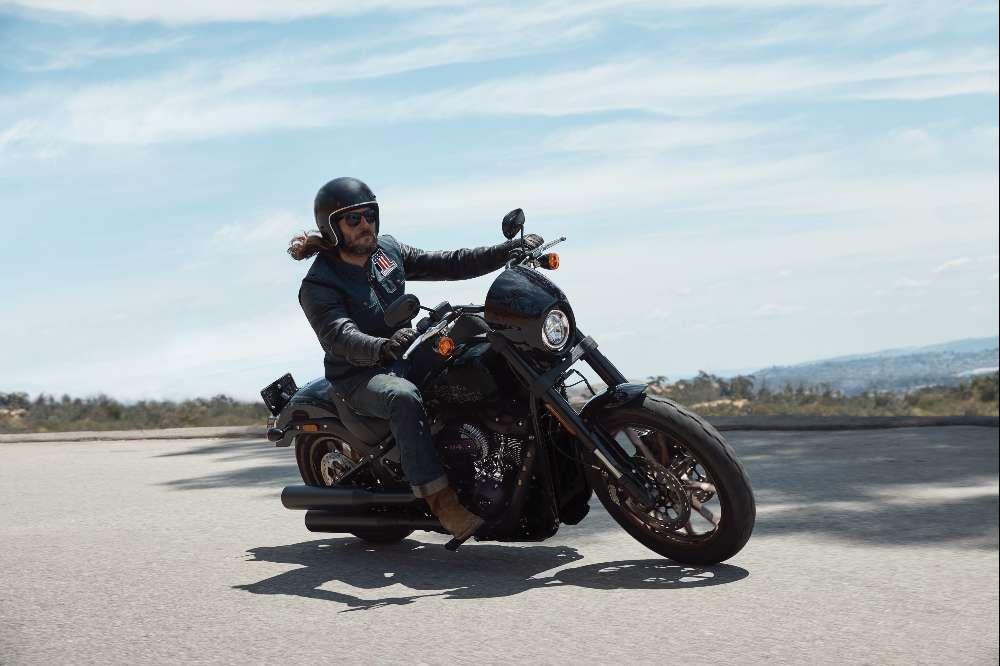 Harley-Davidson Low Rider S mantém legado dos anos 80