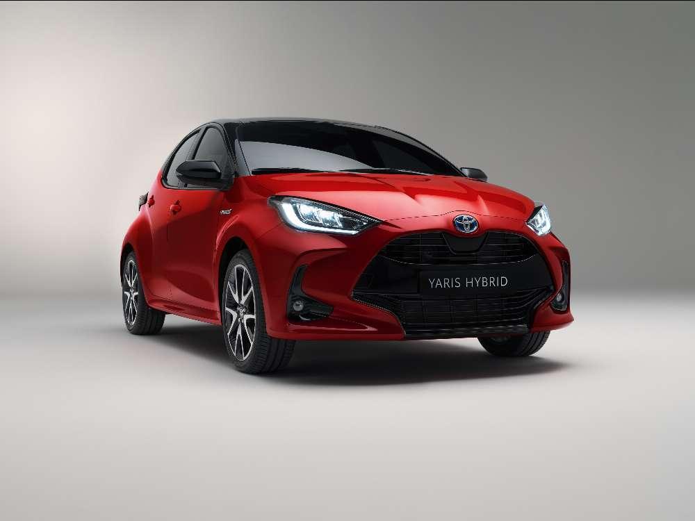 Novo Toyota Yaris tem um design mais maduro para atacar o mercado