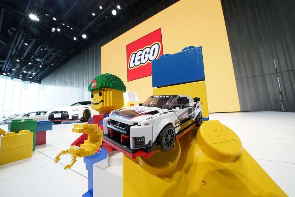 Nissan GT-R Nismo junta-se a coleção da Lego