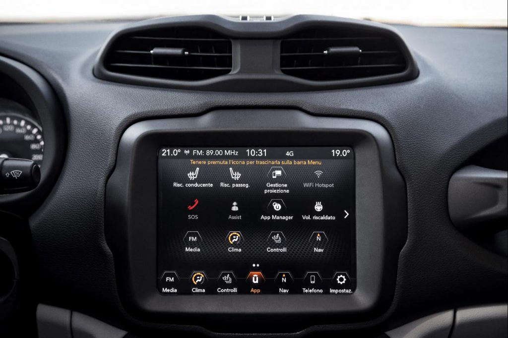 Jeep inicia período de encomendas para o Renegade de 2020