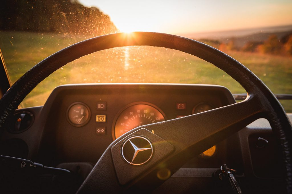 Marco Polo, a caravana da Mercedes-Benz celebra 35 anos com nova versão