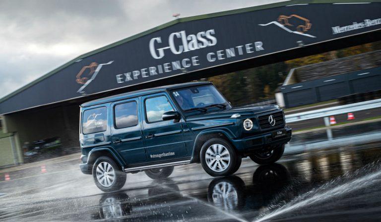 Mercedes-Benz inaugura Experience Center para fãs do Classe G