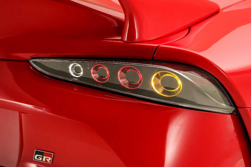 A febre do Toyota Supra chegou ao SEMA com cinco one-off