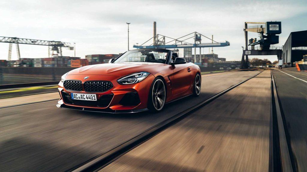 BMW Z4 M40i recebe modificação e chega aos 400 cavalos