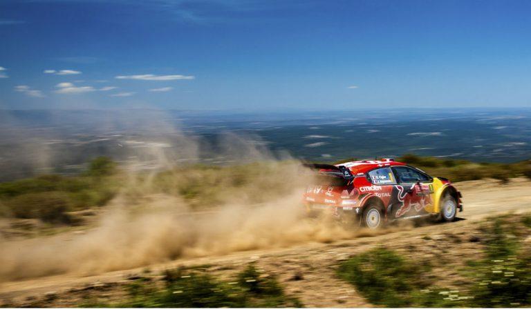 Citroën termina participação no WRC após saída de Ogier