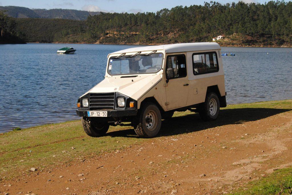 UMM, o veículo de trabalho que virou lenda automóvel em Portugal