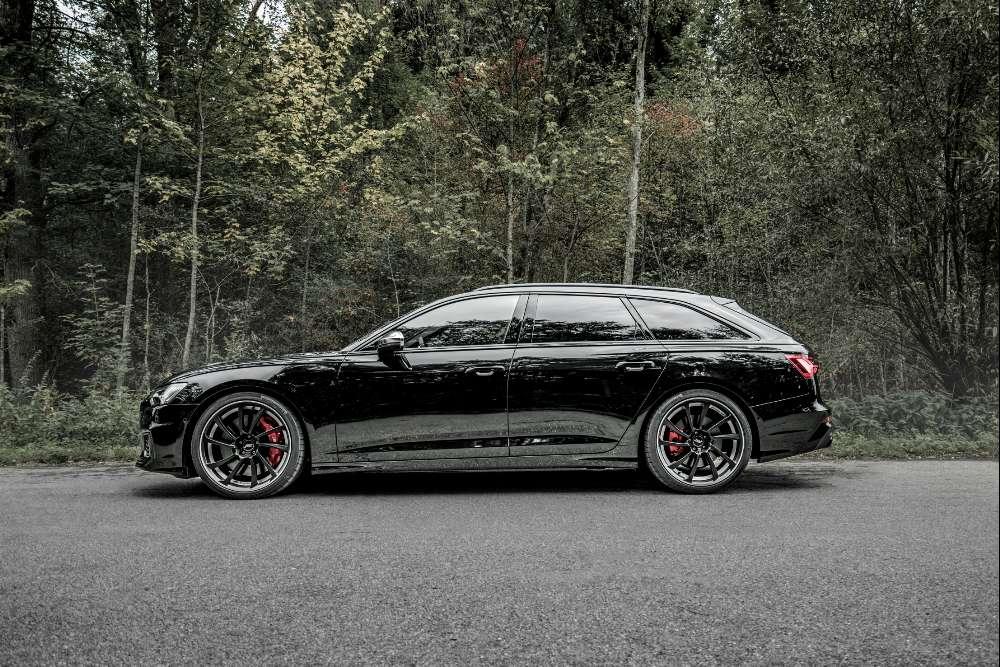 Audi S6 TDI recebe tratamento da ABT e ultrapassa os 380 cavalos