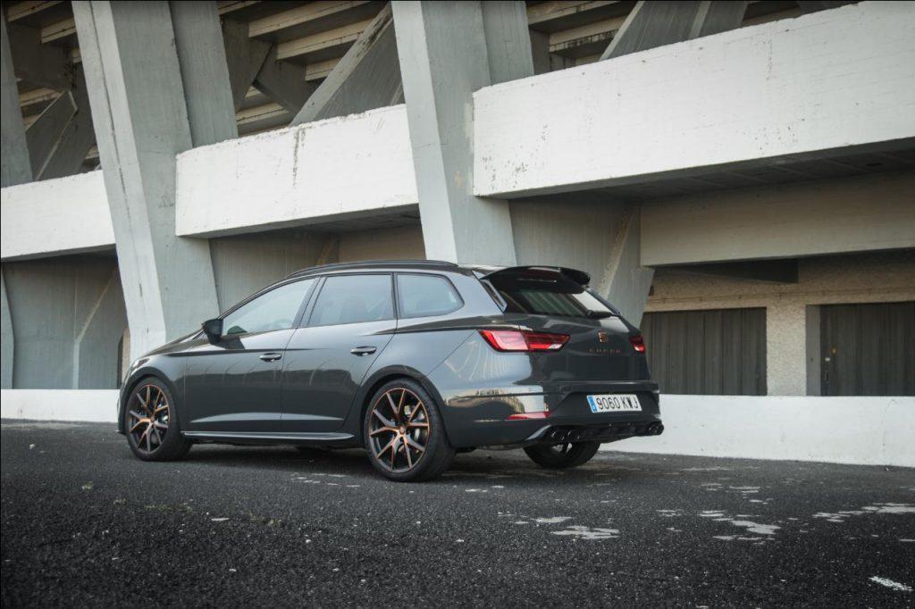 Seat Leon Cupra R ST, a carrinha que nunca vai ver no retrovisor