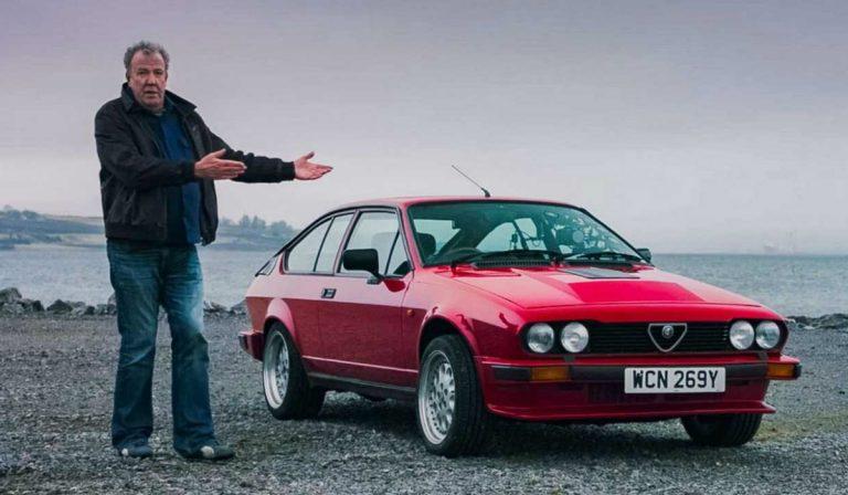 Jeremy Clarkson culpa Greta Thunberg por os jovens não gostarem de carros