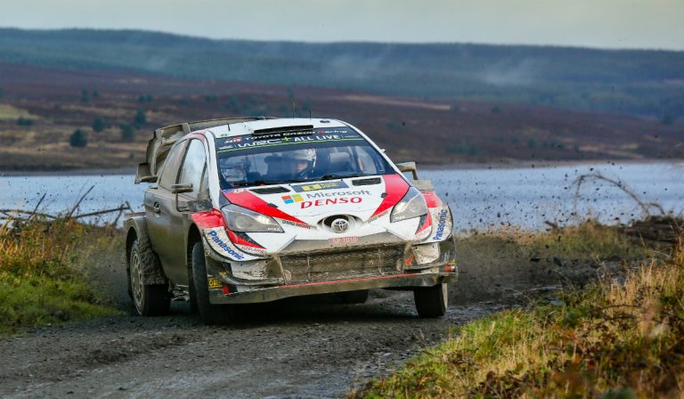 Toyota vai atacar WRC 2020 com Sébastien Ogier e dois novos pilotos