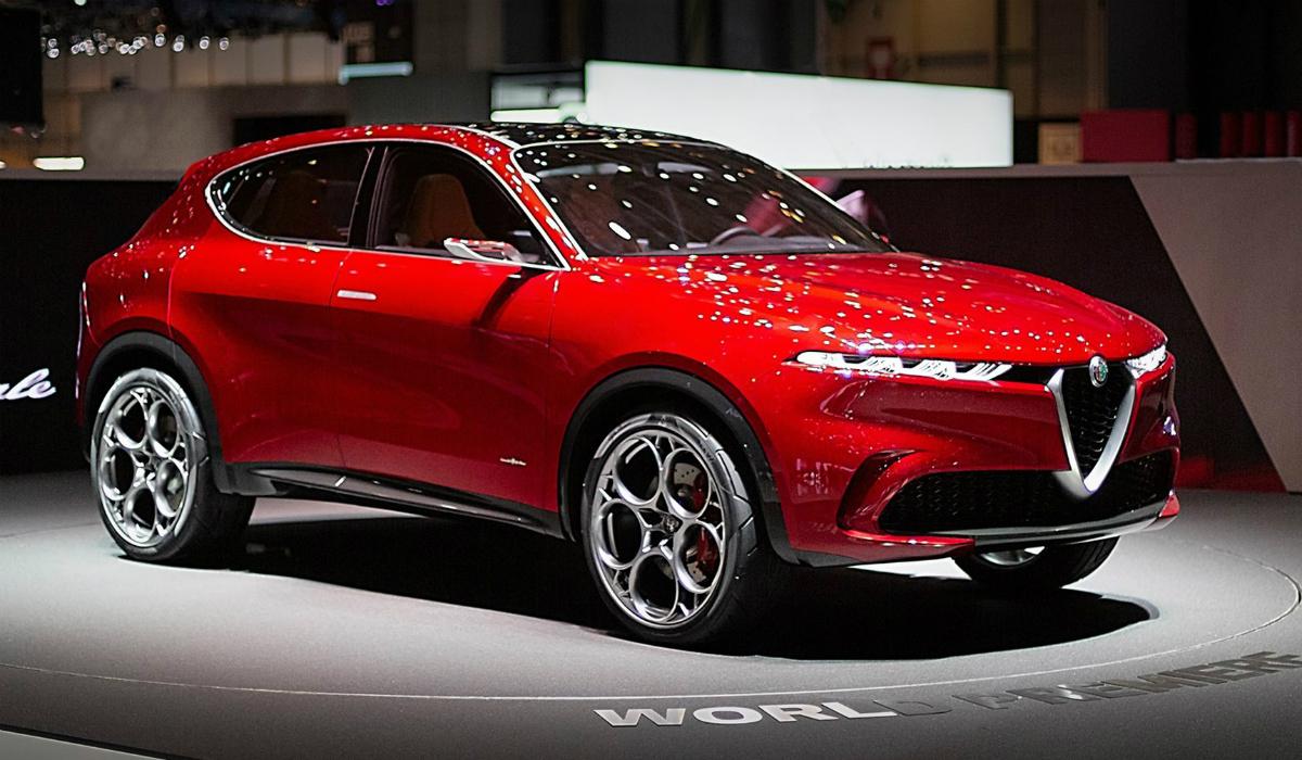 Alfa Romeo Revela Novos Planos Para O Futuro Com Foco Nos Suv