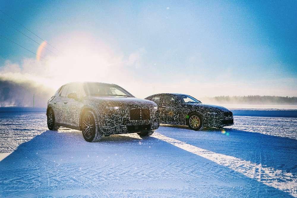 BMW i4, o elétrico para rivalizar com o Tesla Model 3