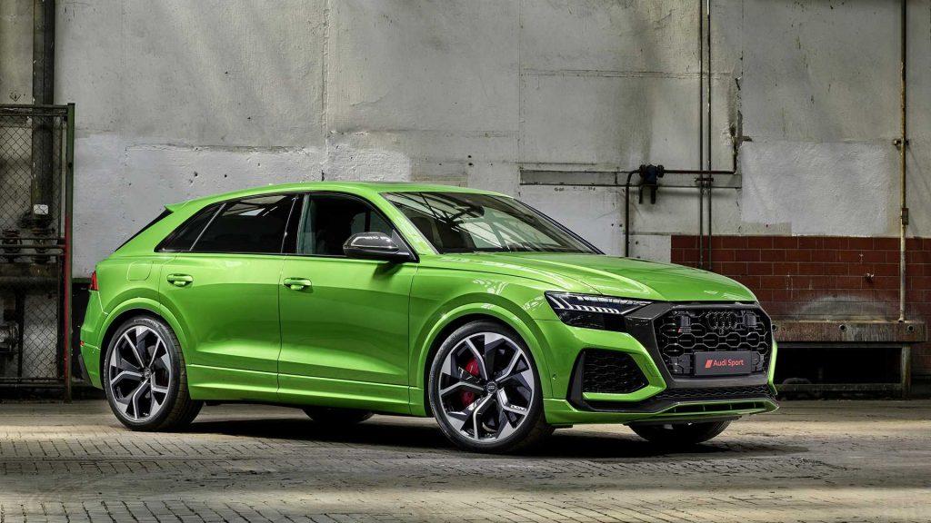 Audi apresenta dois novos SUV e não podiam ser mais diferentes