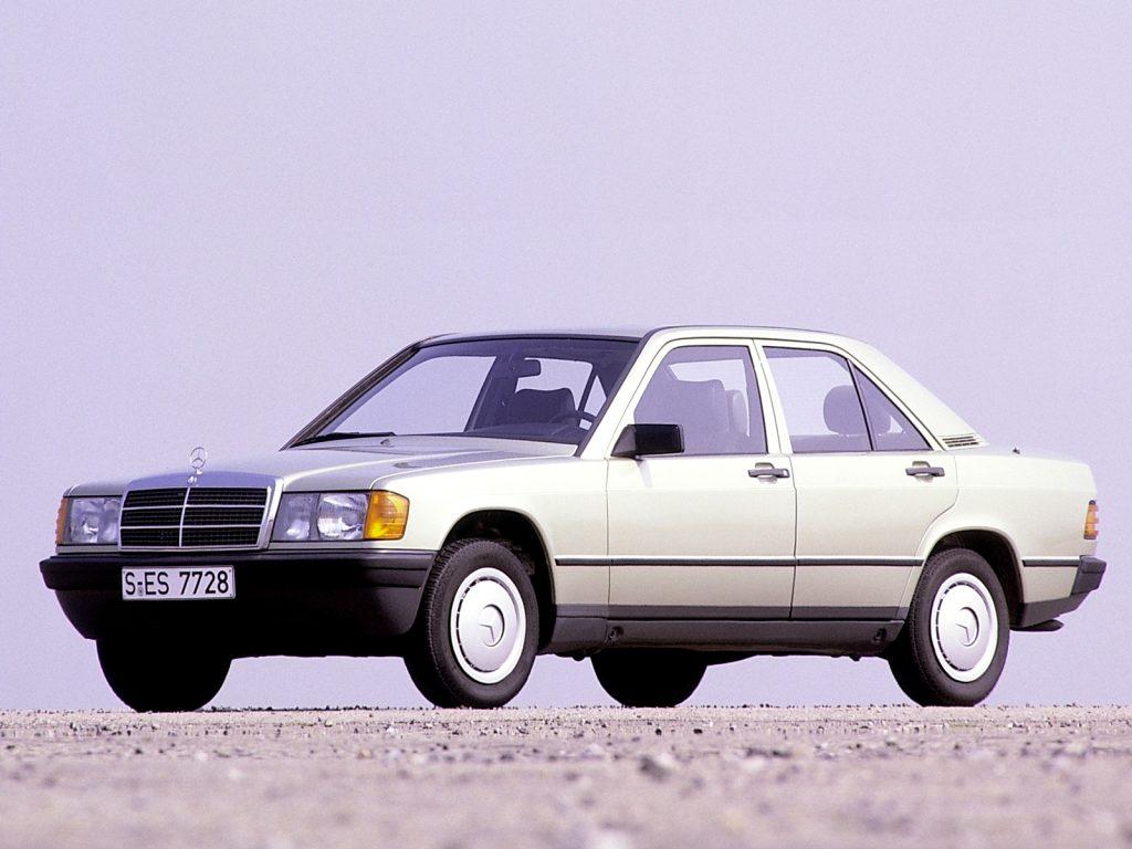 Mercedes-Benz 190, o jovem clássico que foi feito para durar