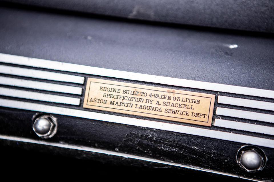 Aston Martin Virage de Príncipe Carlos pode ser seu