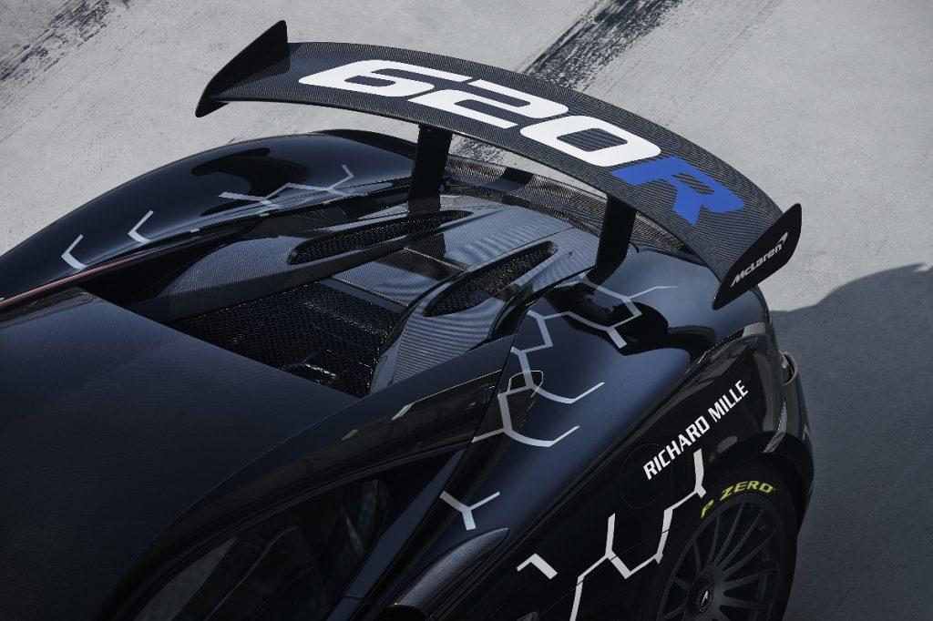 McLaren 620R, o carro de corrida com 620 cavalos que pode andar na estrada