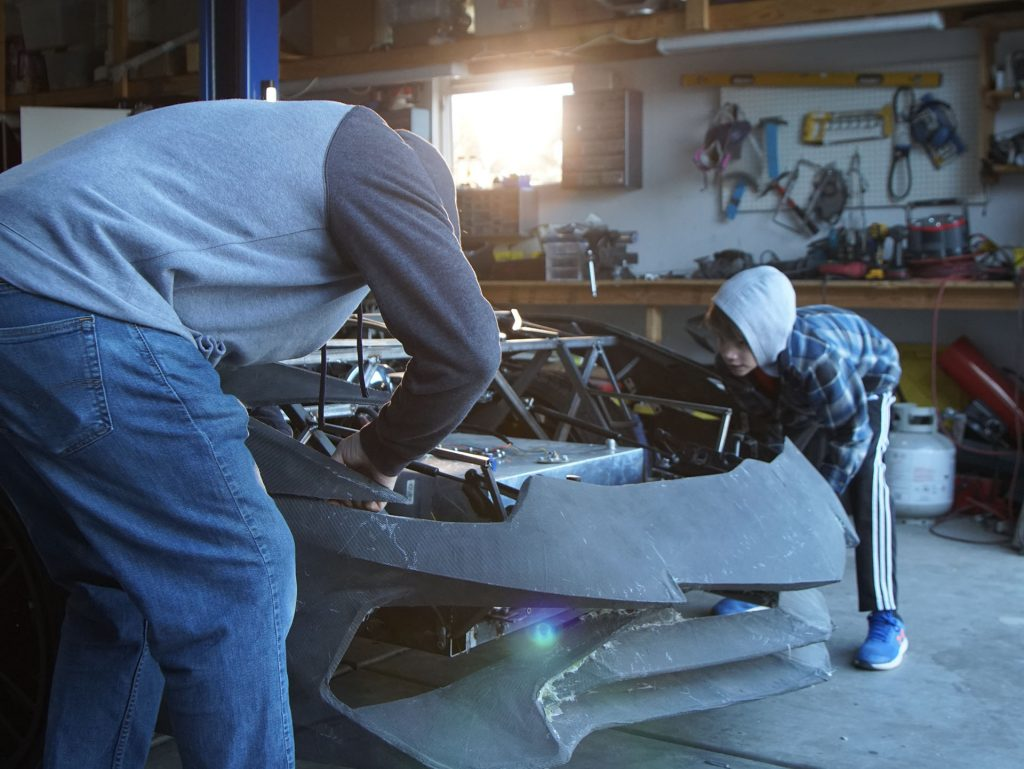 Lamborghini oferece Aventador a uma dupla muito especial