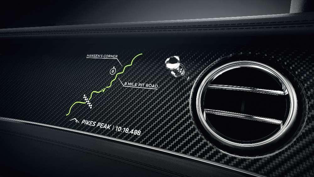Bentley Continental GT ganha edição limitada comemorativa