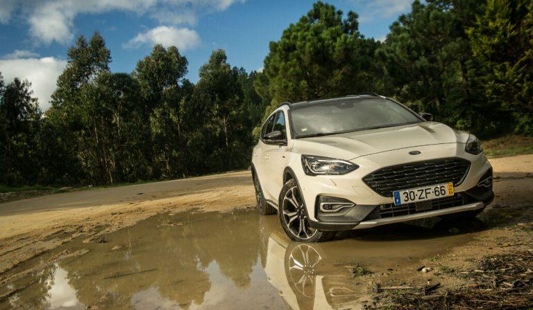 Ford Focus Active SW, a carrinha perfeita para uma escapadinha de fim de semana