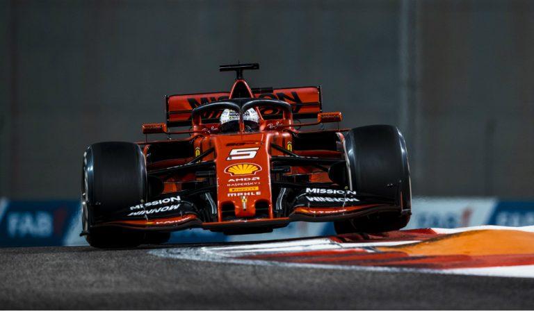 Sebastian Vettel faz balanço da temporada 2019 de Fórmula 1