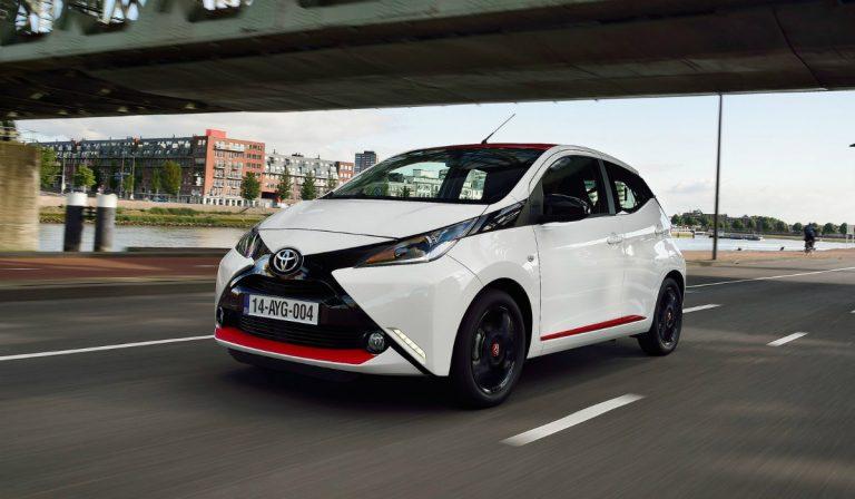 Próximo Toyota Aygo pode tornar-se elétrico