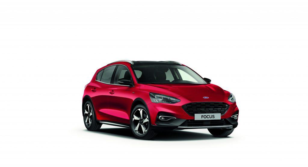 Ford apresenta inédito Focus Active X Vignale