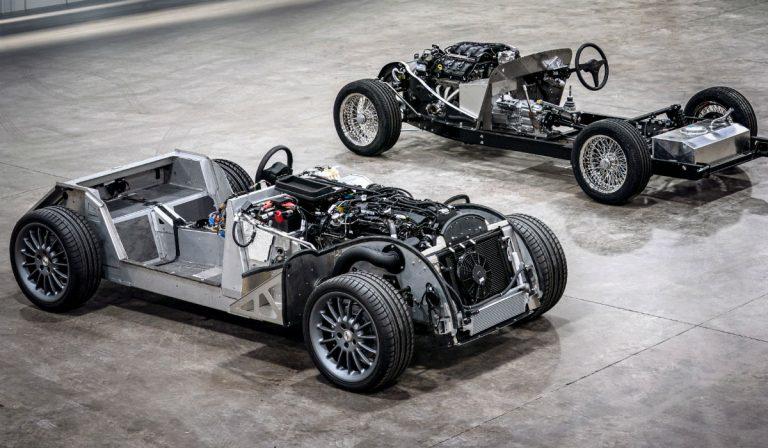 Morgan substitui design original do seu chassis 83 anos depois