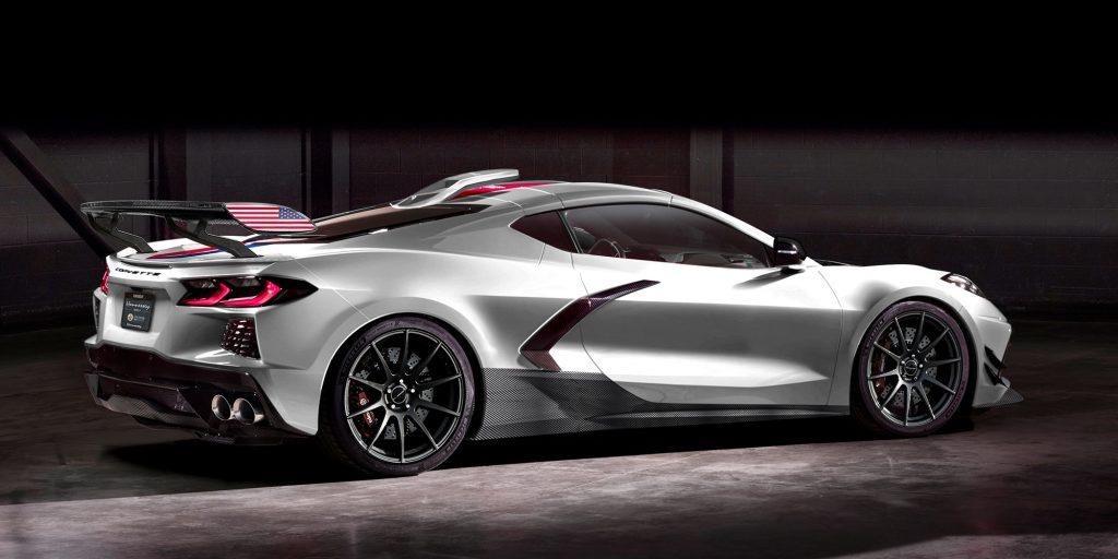 Chevrolet Corvette ultrapassa os 1000 cavalos com modificação da Hennessey