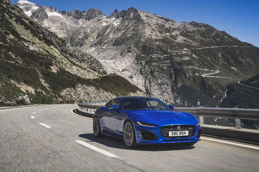 Jaguar apresenta renovado F-Type com a ajuda da Hot WheelsJaguar apresenta renovado F-Type com a ajuda da Hot Wheels