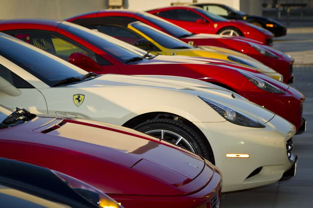 Ferrari World Abu Dhabi premiado nos World Travel Awards