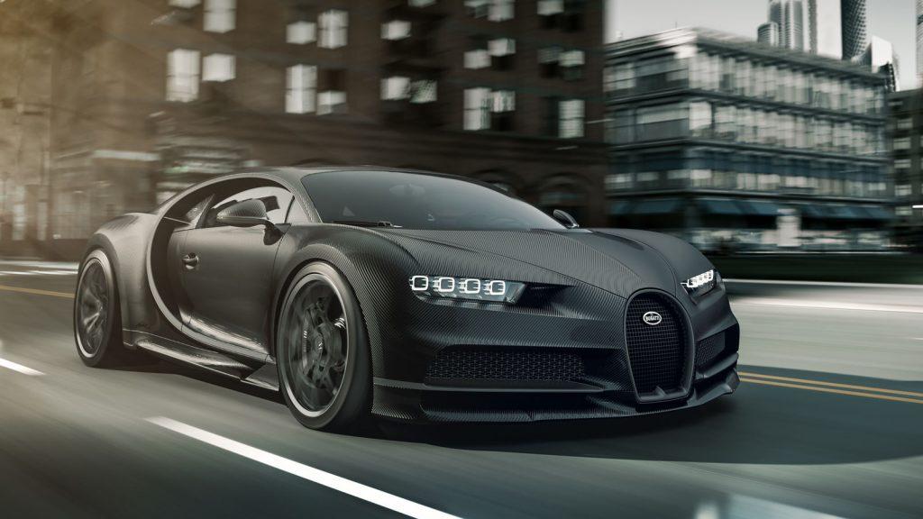 Bugatti Chiron torna-se ainda mais exclusivo com duas edições especiais