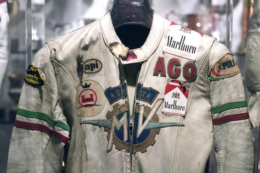 Museu de Giacomo Agostini celebra a história do icónico piloto