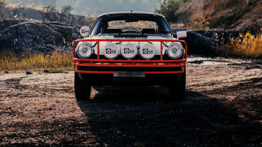 Estes são os cinco melhores carros de rali da Porsche