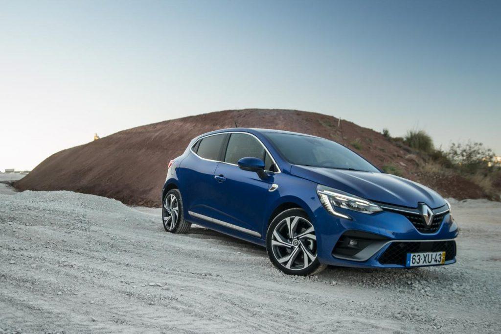 Estes foram os 10 carros mais vendidos em Portugal em 2019