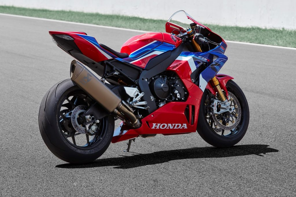 Nova Honda CBR1000RR-R chega a Portugal com preço superior a 20 mil euros