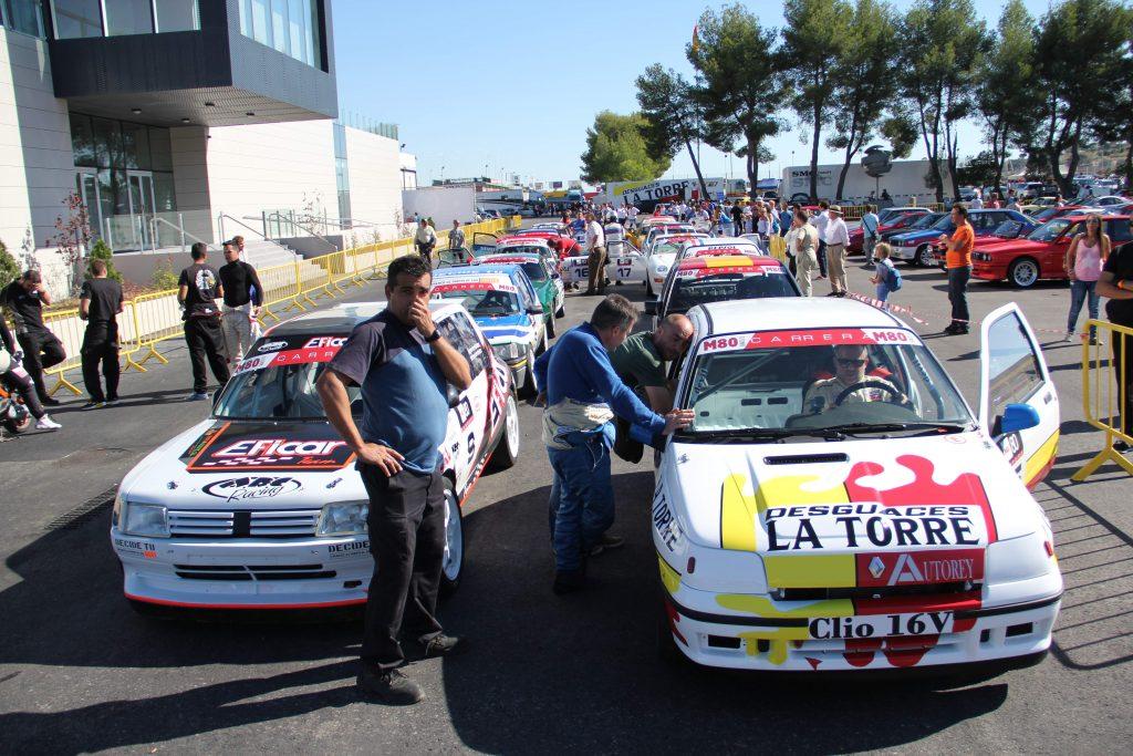 Race Ready organiza competição para clássicos dos anos 80