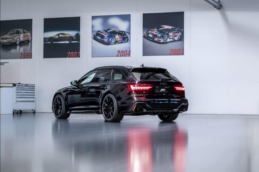 Preparadora aumenta a potência a vários modelos RS da Audi