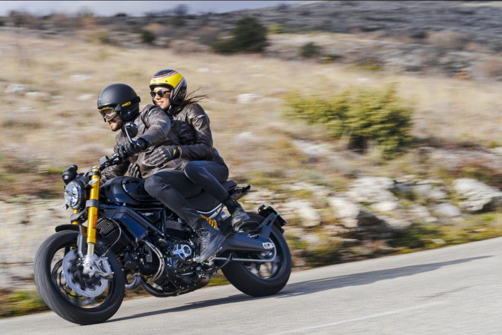 Ducati apresenta duas novas versões da Scrambler 1100