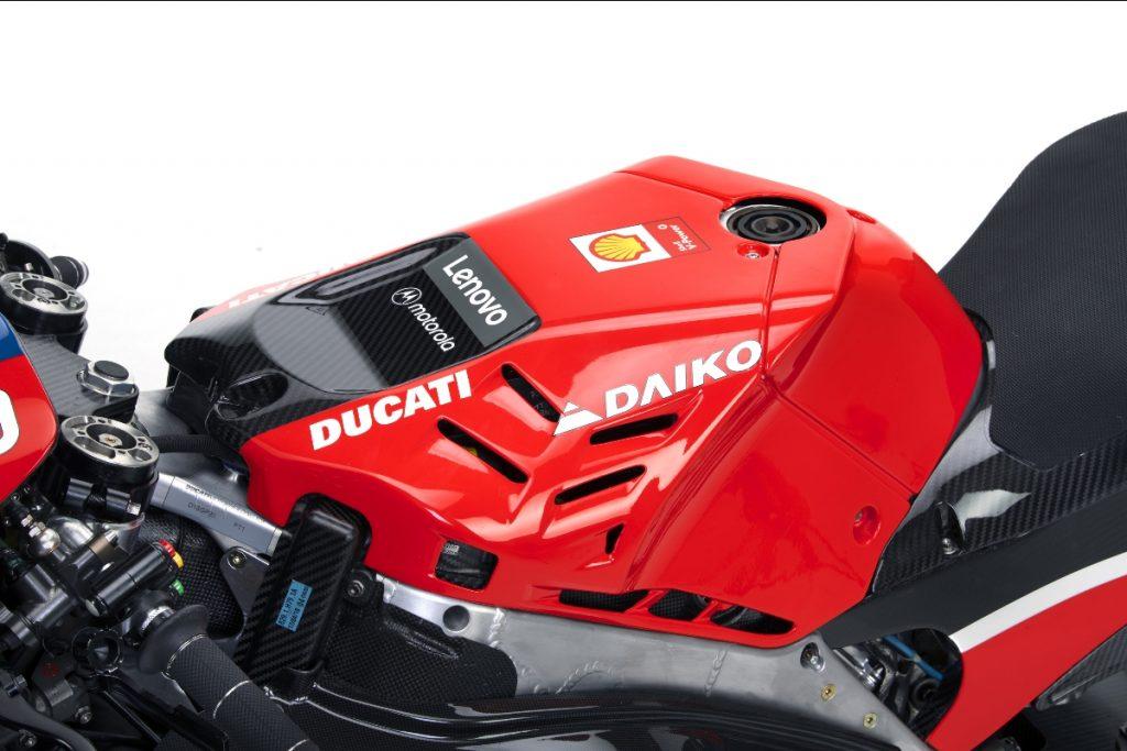 Estas são as máquinas que a Ducati vai utilizar no motoGP em 2020
