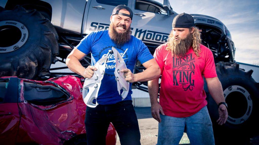 Série Diesel Brothers está de regresso com o maior desafio de sempre