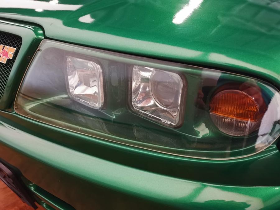 Lancia Hyena, o coupé Zagato com a potência do Integrale