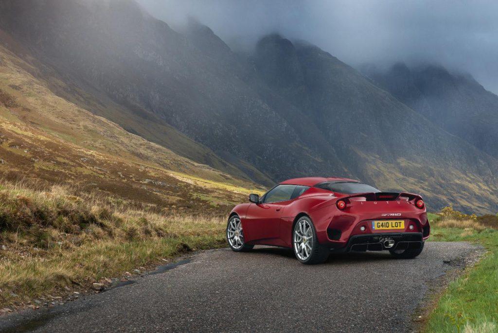 Lotus aposta em nova versão para o desportivo Evora