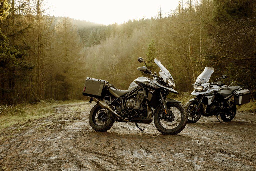 Triumph mostra duas novas versões especiais e já sabemos o preço
