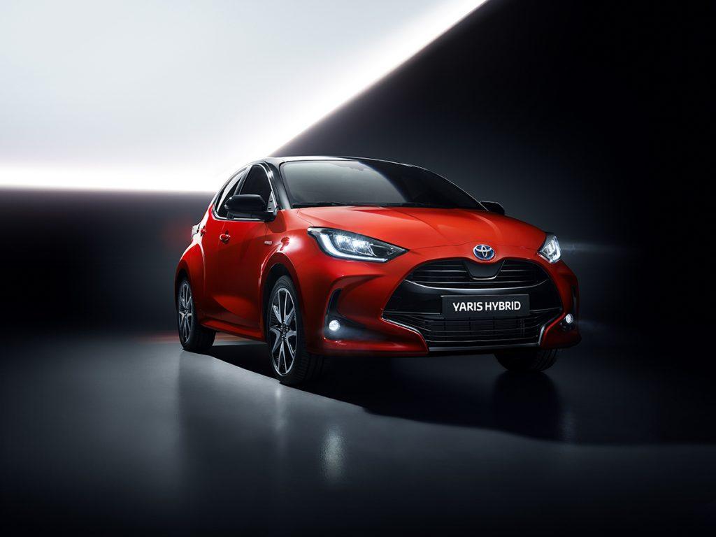 Toyota Yaris prepara-se para invadir o segmento com nova geração