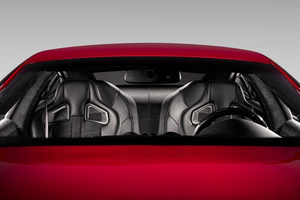 Drako GTE, o carro elétrico que surpreendeu o Tesla Model S em corrida