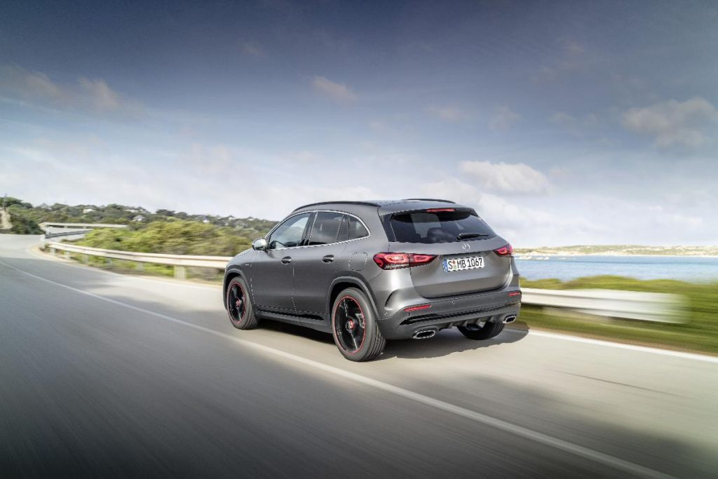 Preços do novo Mercedes-Benz GLA começam nos 40 900€