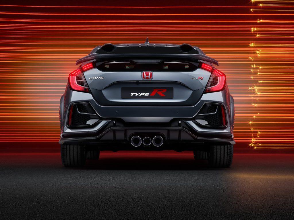Honda lança versão limitada e ainda mais desportiva do Civic Type R