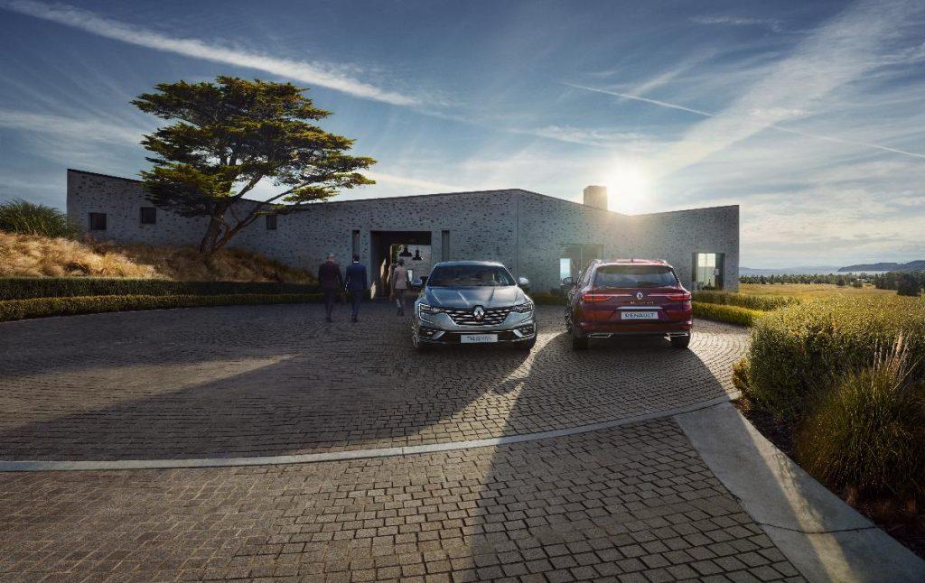 Nova geração do Renault Talisman chega a Portugal no verão