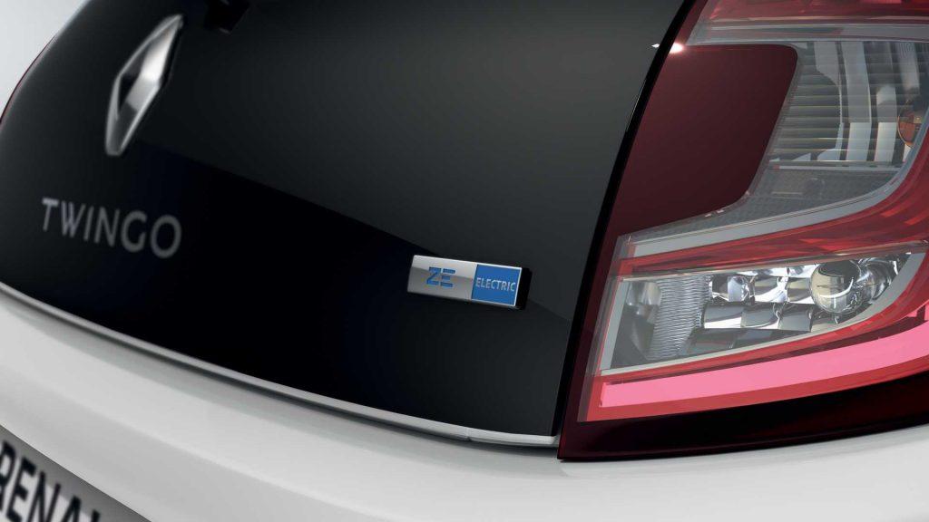 Renault aumenta oferta elétrica com o novo Twingo Z.E.